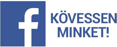 Kövess minket Facebookon!
