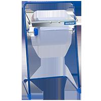 Állványok ipari tekercses papírtörlőkhöz