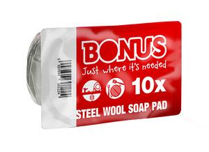 Bonus szappanos párna 10 db-os