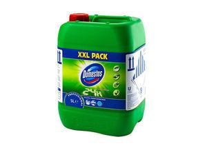 Domestos Extended Power fertőtlenítő hatású folyékony tisztítószer, 5 liter, Pine fresh