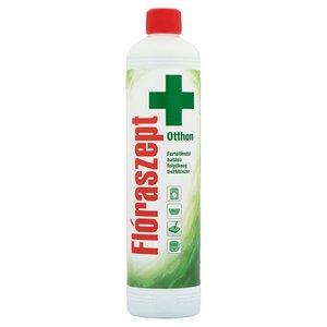 Flóraszept Otthon fertőtlenítő hatású folyékony tisztítószer, 1 liter /normál vagy citrom/