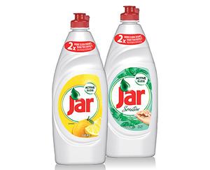 Jar mosogatószer 450 ml, többféle