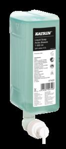 Katrin folyékony szappan ''Artic Breeze Liquid Soap'', 1000 ml, 6 db/karton, 47420