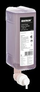Katrin folyékony szappan ''Sunny Garden Liquid Soap'', 1000 ml, 6 db/karton, 47444