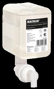 Katrin habszappan ''Sunny Garden Foam Soap'', 500 ml, 12 db/karton, 47383