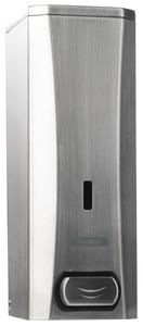 Katrin maxi szappanadagoló 1000ml patronokhoz, inox/rozsdamentes acél (Katrin Soap Dispenser-Stainless Steel), 993063
