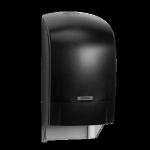 Katrin Inclusive System toalettpapír (wc papír) adagoló, fekete design, 104605