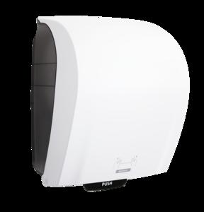 Katrin System Towel XL tekercses kéztörlő adagoló, fehér (Katrin System Towel Dispenser XL), 40735