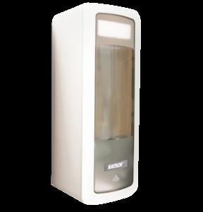 Katrin Touchfree érintésmentes szenzoros szappanadagoló, 500 ml patronokhoz, fehér, (Katrin Touchfree Soap Dispenser) 44672