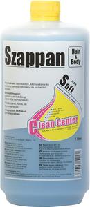 Soft hair&body sampon, tusfürdő, szappan, 1 liter